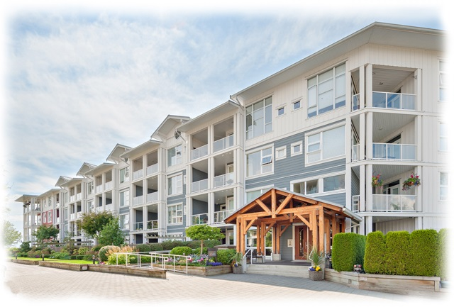 Sold: 405 - 4500 Westwater Drive, Richmond, BC