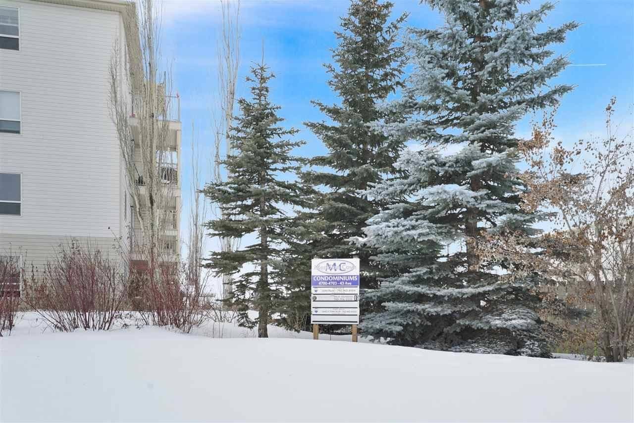 Condo for sale at 4700 43 Ave Unit 405 Stony Plain Alberta - MLS: E4187371