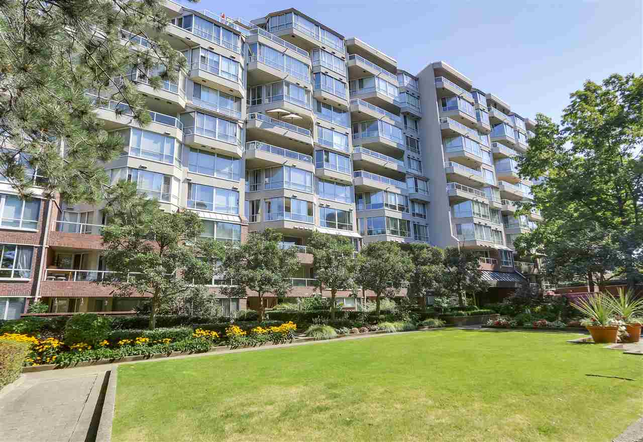 Sold: 405 - 518 Moberly Road, Vancouver, BC