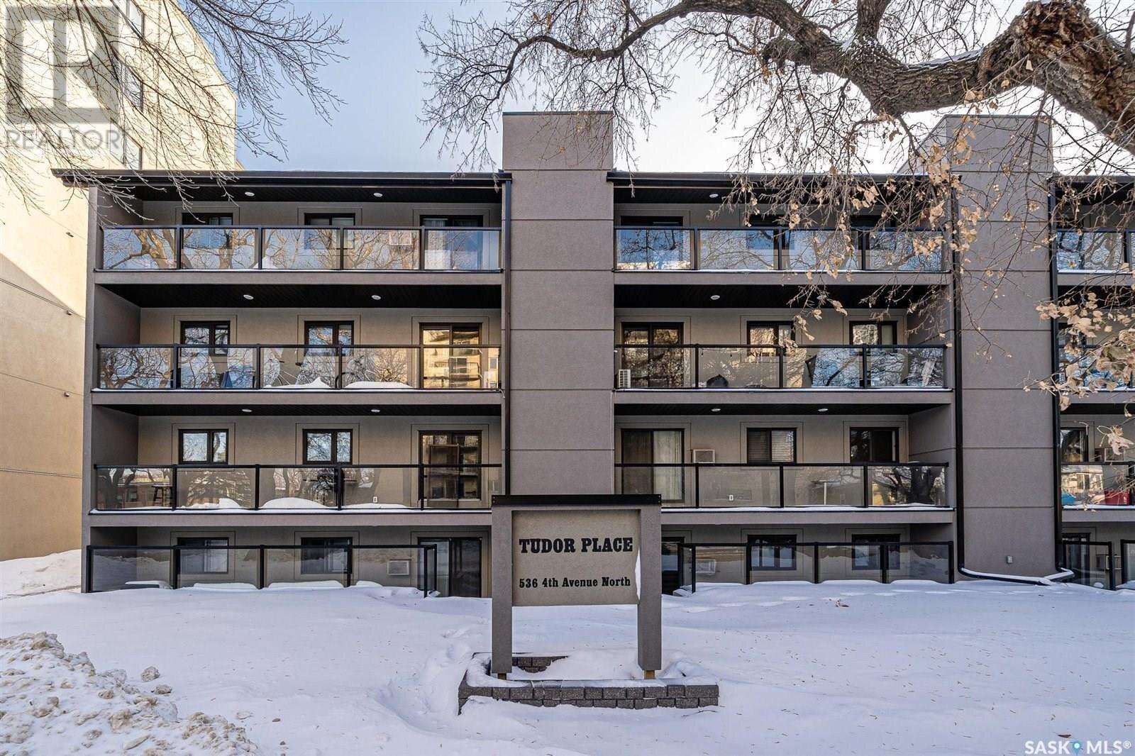 405 - 536 4th Avenue N, Saskatoon | Image 1