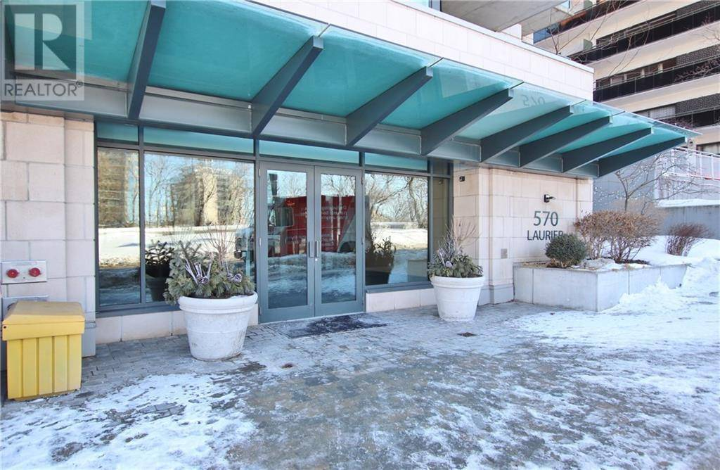 Condo for sale at 570 Laurier Ave W Unit 405 Ottawa Ontario - MLS: 1183149