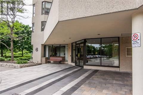 Condo for sale at 6 Willow St Unit 405 Waterloo Ontario - MLS: 30741217