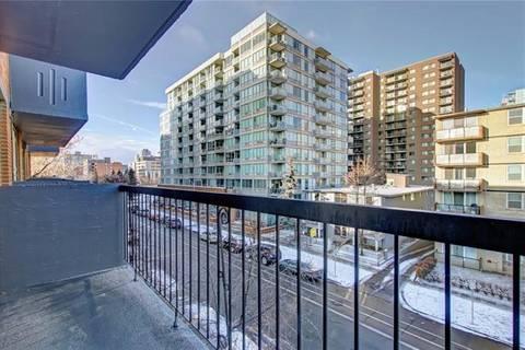 Condo for sale at 605 14 Ave Southwest Unit 405 Calgary Alberta - MLS: C4220527