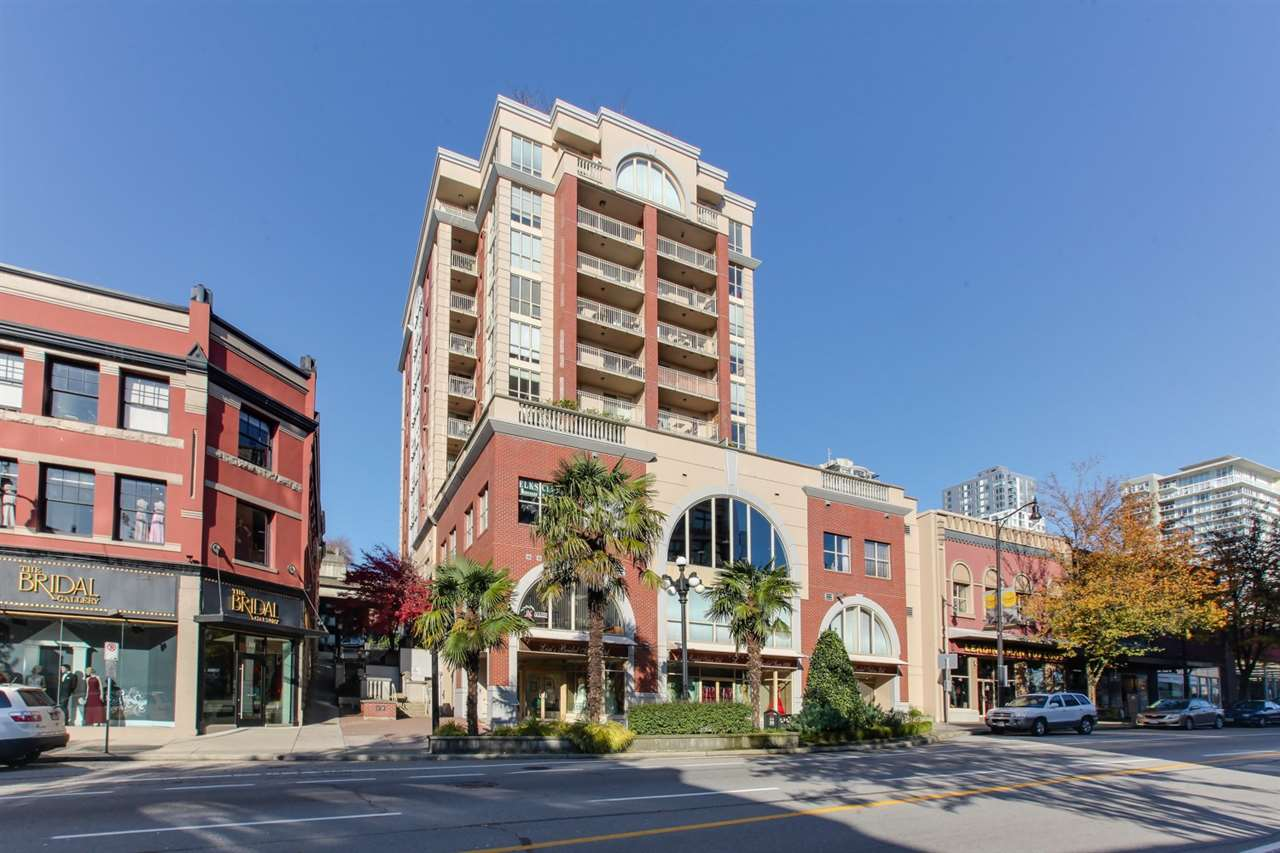 Sold: 405 - 680 Clarkson Street, New Westminster, BC