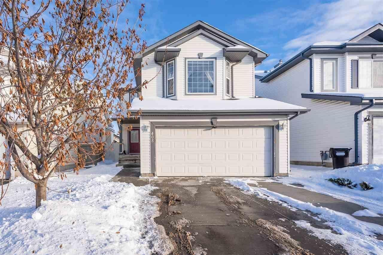 House for sale at 405 86 St SW Edmonton Alberta - MLS: E4221595