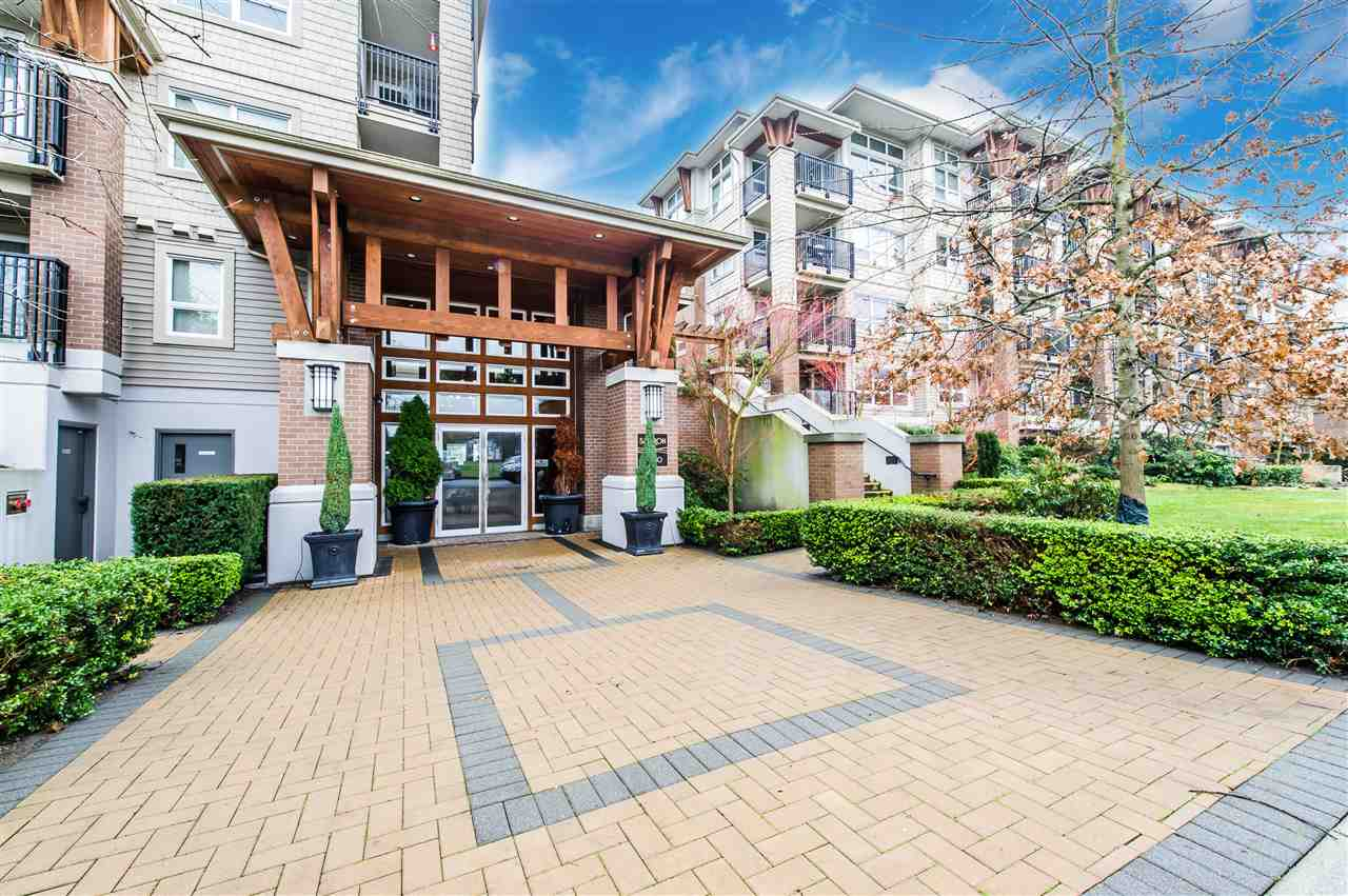 Sold: 405 - 8600 Park Road, Richmond, BC