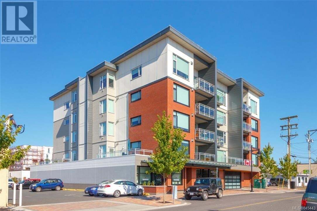 Condo for sale at 9818 Third  Unit 405 Sidney British Columbia - MLS: 845443