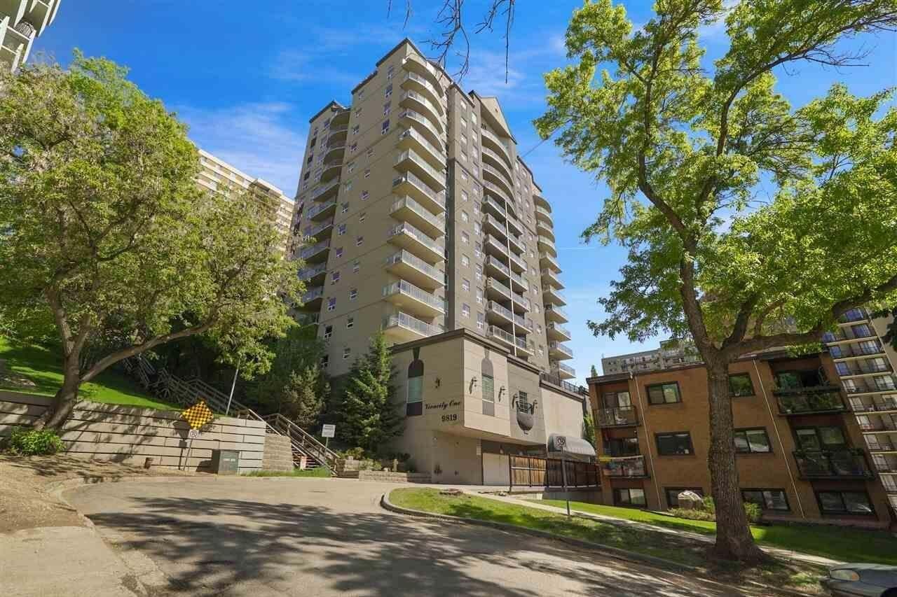 House for sale at 9819 104 St NW Unit 405 Edmonton Alberta - MLS: E4199789