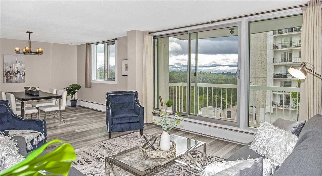 Condo for sale at 9835 113 St Nw Unit 405 Edmonton Alberta - MLS: E4170605