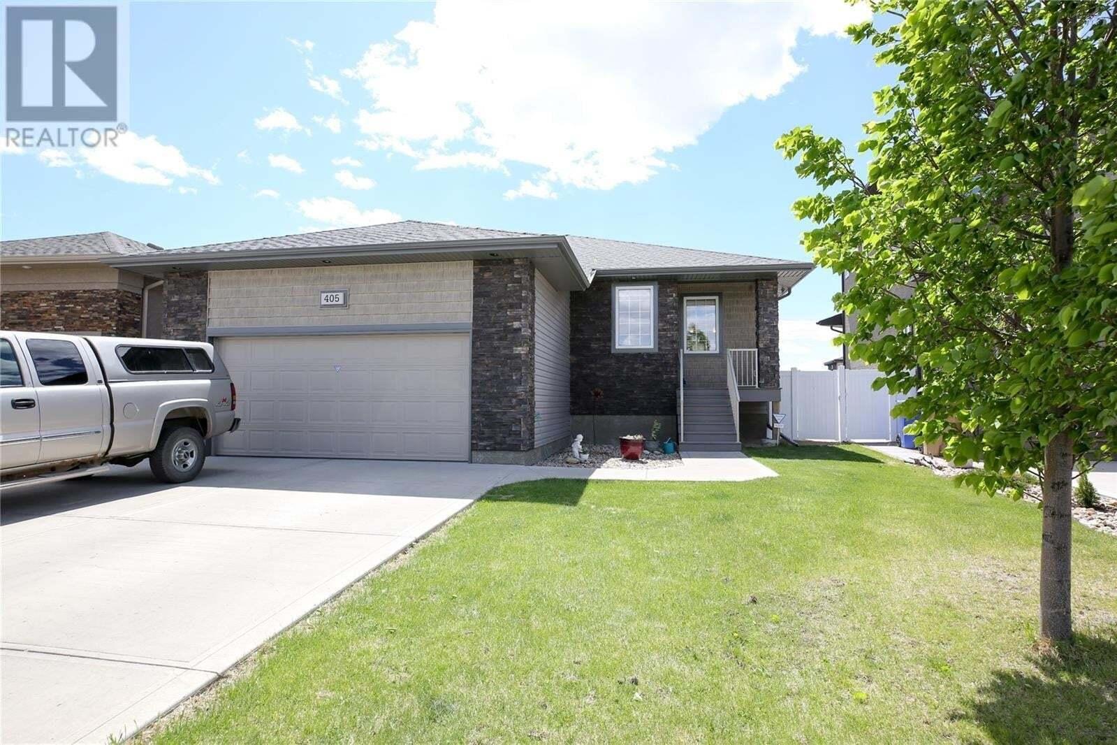House for sale at 405 Brookview Dr Regina Saskatchewan - MLS: SK810026