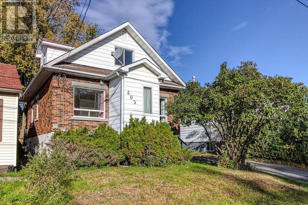 House for sale at 405 Cross St Sudbury Ontario - MLS: 2081993