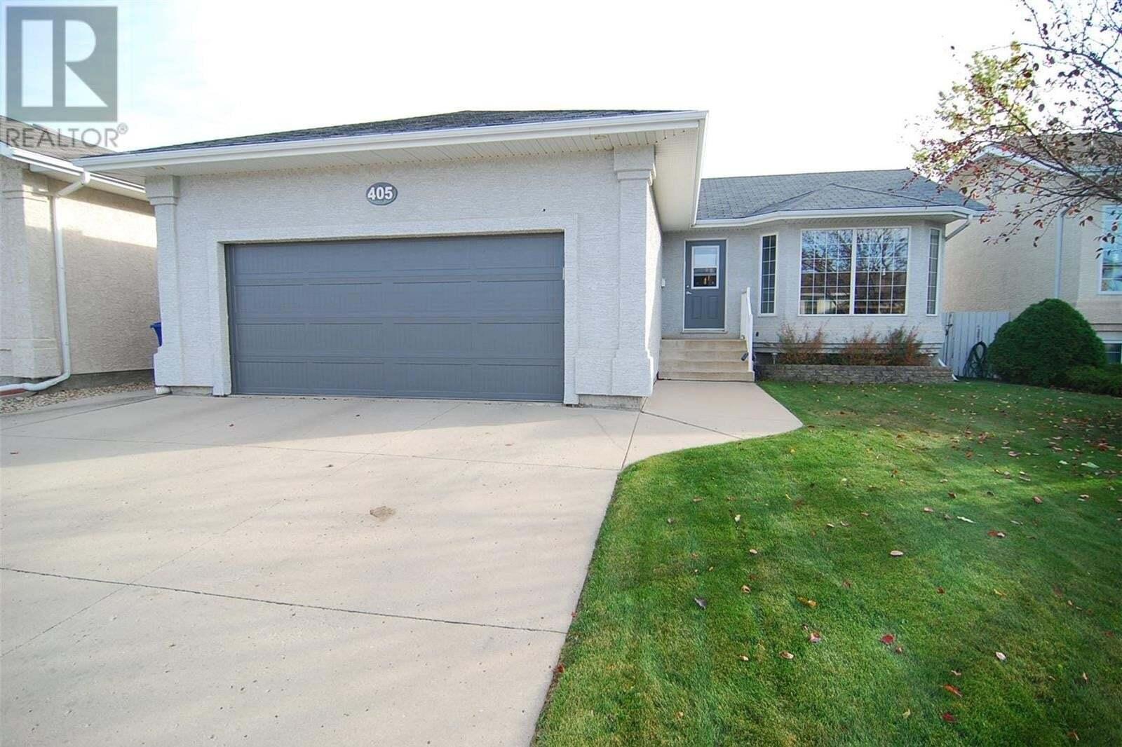 House for sale at 405 Crystal Cres Warman Saskatchewan - MLS: SK827990