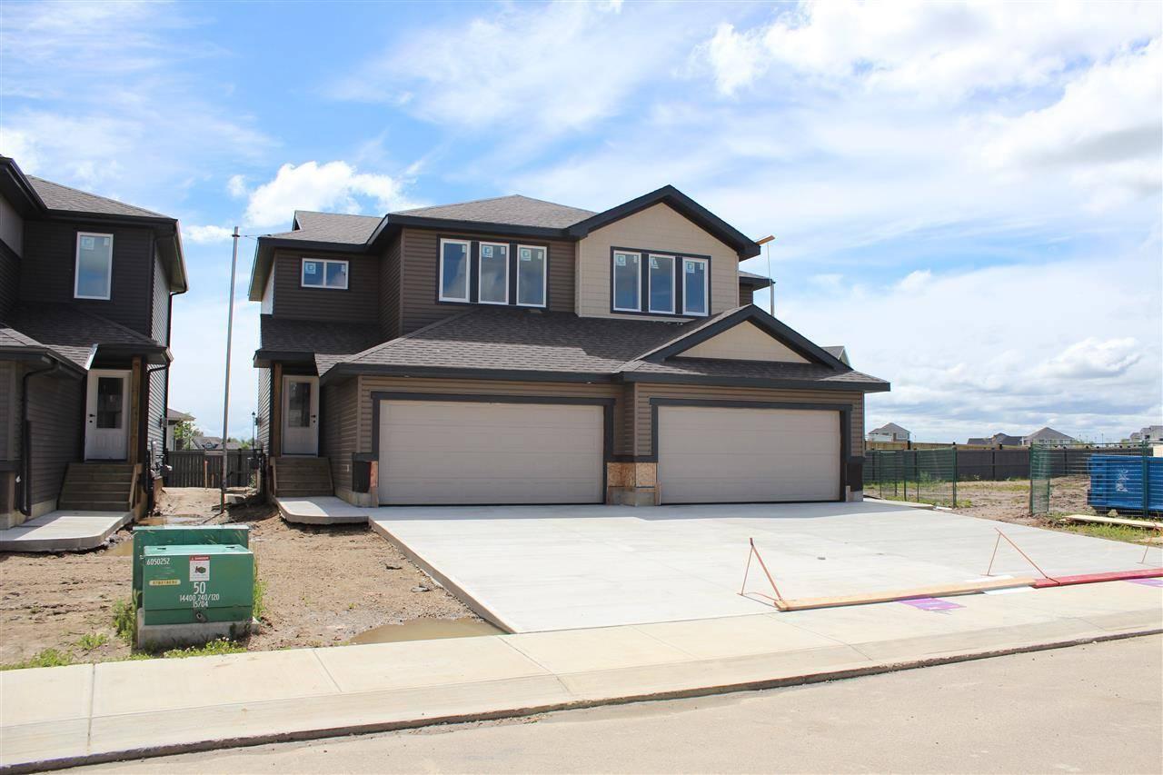 Townhouse for sale at 405 Genesis Ct Stony Plain Alberta - MLS: E4136772
