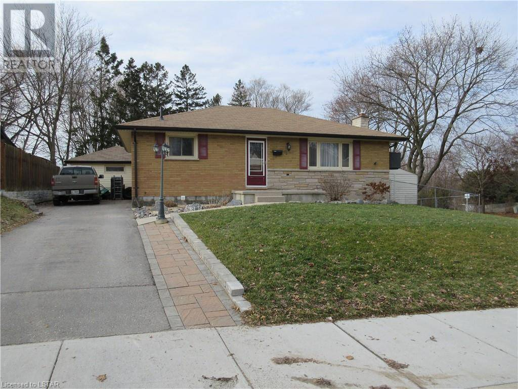 House for sale at 405 Magnolia Cres London Ontario - MLS: 241384