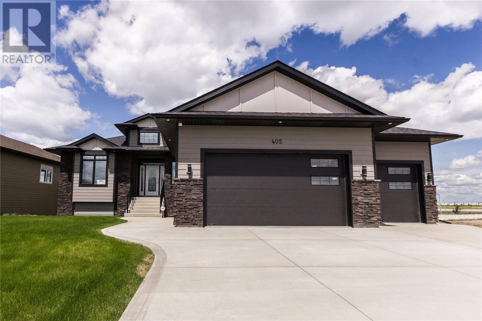 House for sale at 405 Prairie View Dr Dundurn Saskatchewan - MLS: SK764041