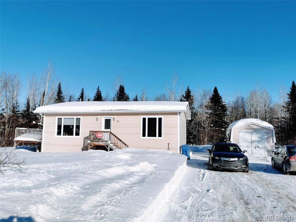 House for sale at  405 Rue Nigadoo New Brunswick - MLS: NB039214