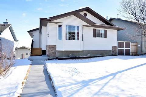 House for sale at 405 Sunrise Hill(s) Turner Valley Alberta - MLS: C4223744