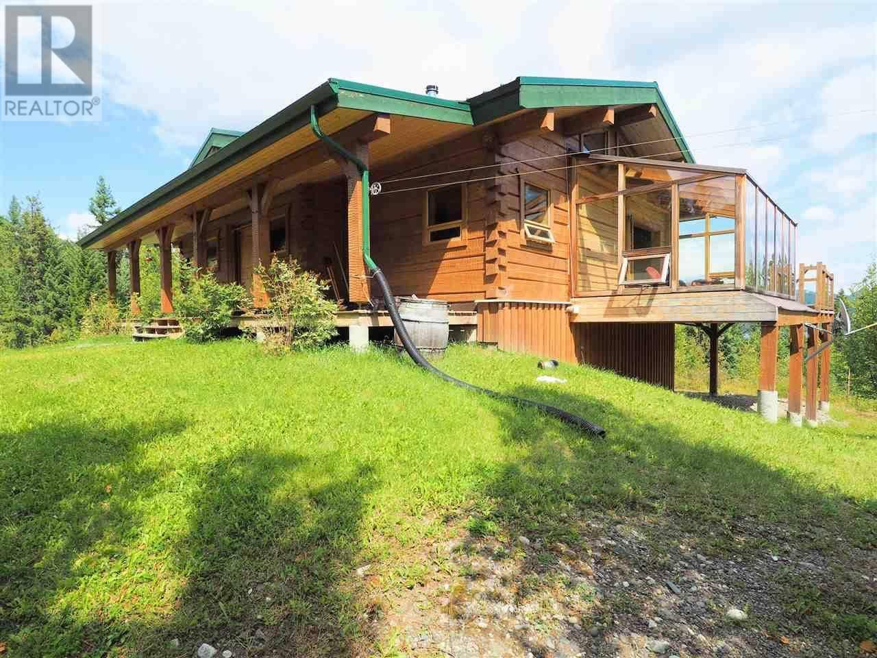 House for sale at 4050 Canim-hendrix Lake Rd Canim Lake British Columbia - MLS: R2396282