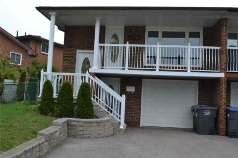 Townhouse for rent at 4051 Midhurst Ln Mississauga Ontario - MLS: W4904841