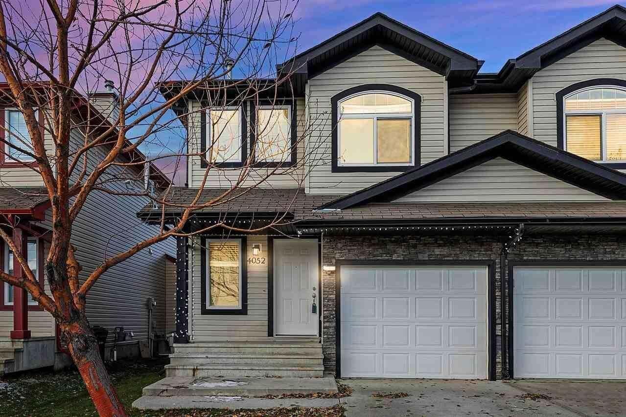 Townhouse for sale at 4052 46 St Stony Plain Alberta - MLS: E4218707