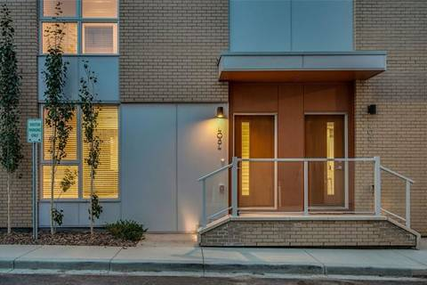 Townhouse for sale at 4054 Kovitz Ln Northwest Calgary Alberta - MLS: C4268134
