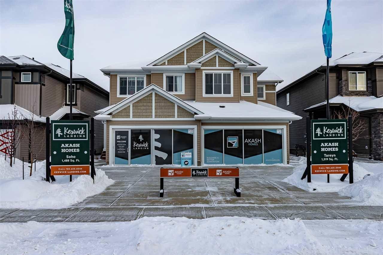 Townhouse for sale at 4058 Kinsella Wy Sw Edmonton Alberta - MLS: E4184071