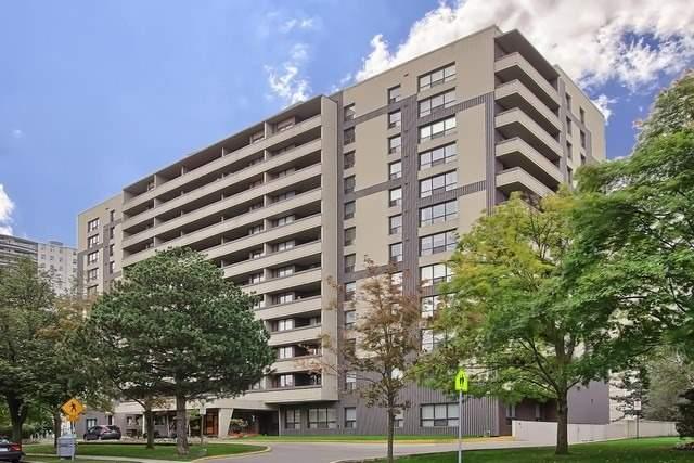 Canyon Tower Condos: 100 Canyon Avenue, Toronto, ON