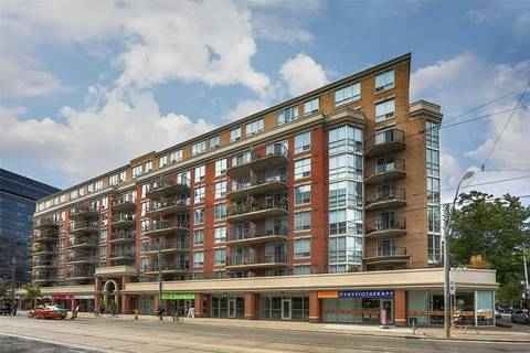 Apartment for rent at 1000 King St Unit 406 Toronto Ontario - MLS: C4479295