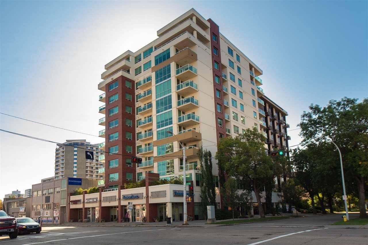 Condo for sale at 10055 118 St Nw Unit 406 Edmonton Alberta - MLS: E4171935