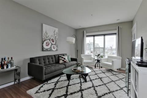 Condo for sale at 10518 113 St Nw Unit 406 Edmonton Alberta - MLS: E4157273