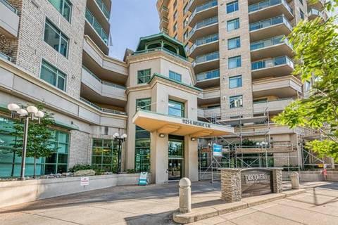 Condo for sale at 1121 6 Ave Southwest Unit 406 Calgary Alberta - MLS: C4257900