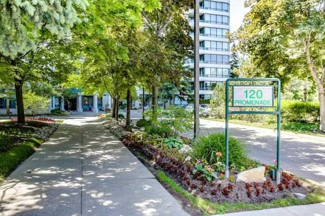 Sold: 406 - 120 Promenade Circle, Vaughan, ON