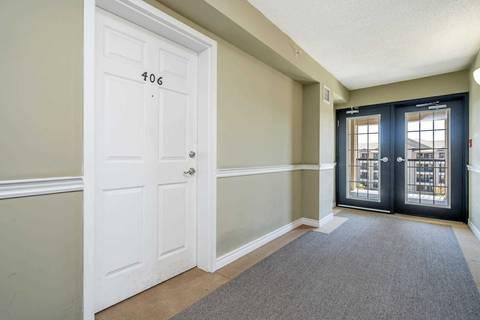 Condo for sale at 1380 Main St Unit 406 Milton Ontario - MLS: W4481596