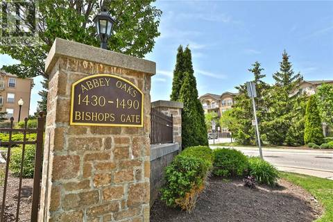Condo for sale at 1450 Bishops Gt Unit 406 Oakville Ontario - MLS: 30732283