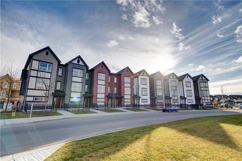 Townhouse for sale at 15 Evanscrest Pk Nw Unit 406 Evanston, Calgary Alberta - MLS: C4204627