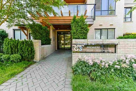 Condo for sale at 15388 105 Ave Unit 406 Surrey British Columbia - MLS: R2409167