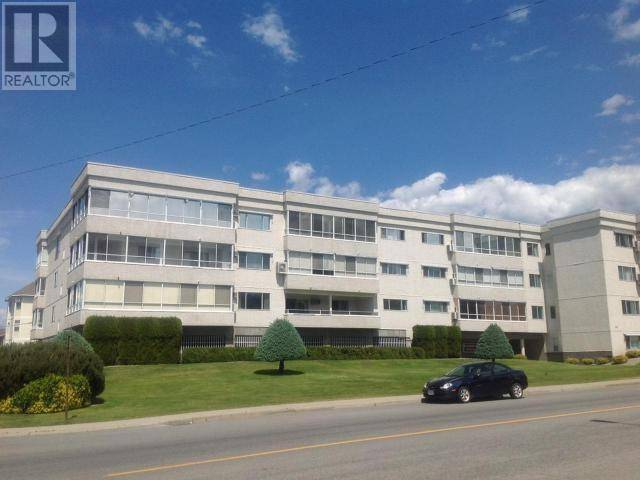 Buliding: 195 Warren Avenue West, Penticton, BC
