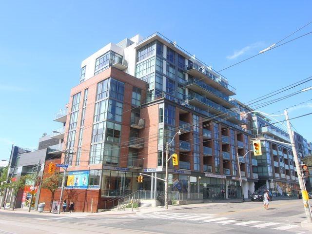 Sold: 406 - 2 Gladstone Avenue, Toronto, ON