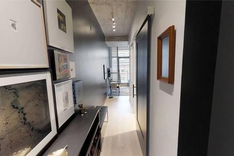 Apartment for rent at 2 Gladstone Ave Unit 406 Toronto Ontario - MLS: C4614696