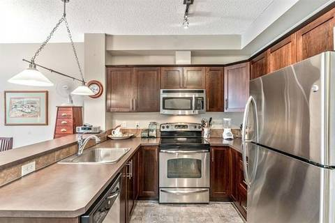 Condo for sale at 201 Sunset Dr Unit 406 Cochrane Alberta - MLS: C4269696