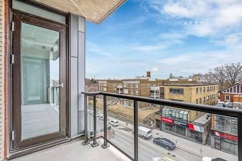 Apartment for rent at 2118 Bloor St Unit 406 Toronto Ontario - MLS: W4424990