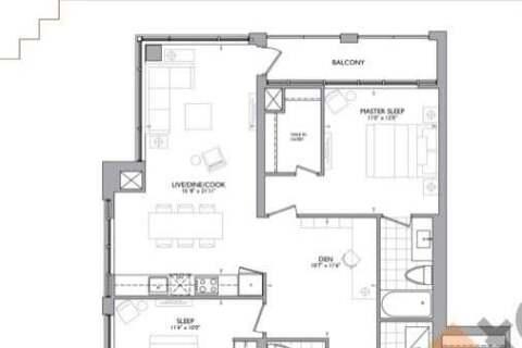 Apartment for rent at 223 St Clair Ave Unit 406 Toronto Ontario - MLS: C4776894