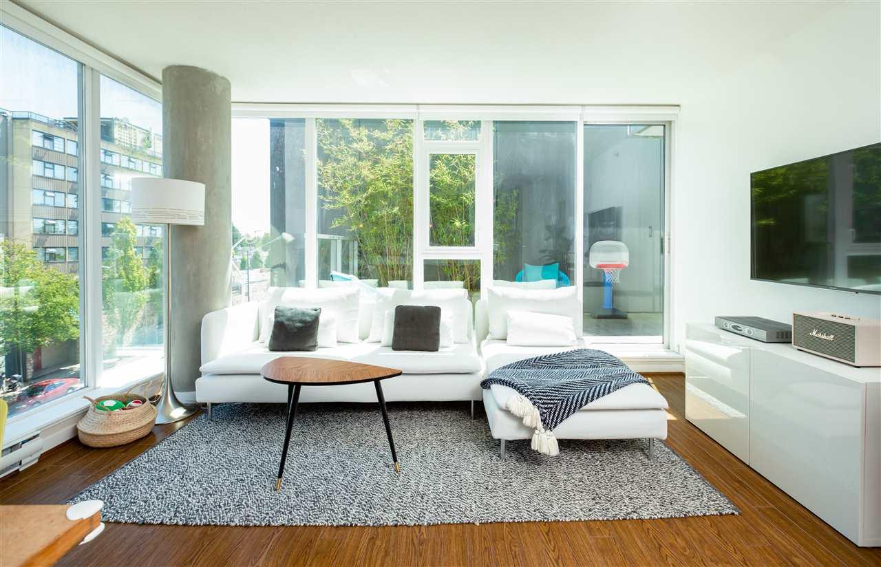 Sold: 406 - 2770 Sophia Street, Vancouver, BC
