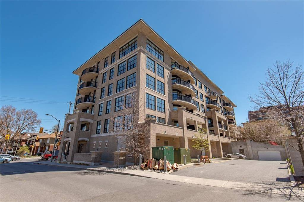 Condo for sale at 290 Powell Ave Unit 406 Ottawa Ontario - MLS: 1169328