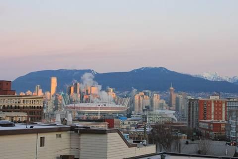 Condo for sale at 298 11th Ave E Unit 406 Vancouver British Columbia - MLS: R2427050