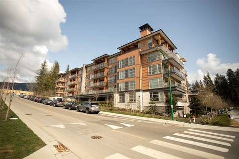 Condo for sale at 3602 Aldercrest Dr Unit 406 North Vancouver British Columbia - MLS: R2387367
