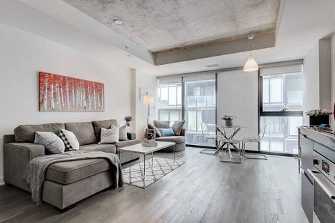 Condo for sale at 38 Stewart St Unit 406 Toronto Ontario - MLS: C4737456