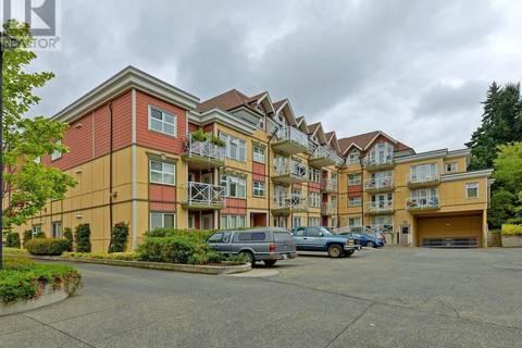 Condo for sale at 655 Goldstream Ave Unit 406 Victoria British Columbia - MLS: 411847