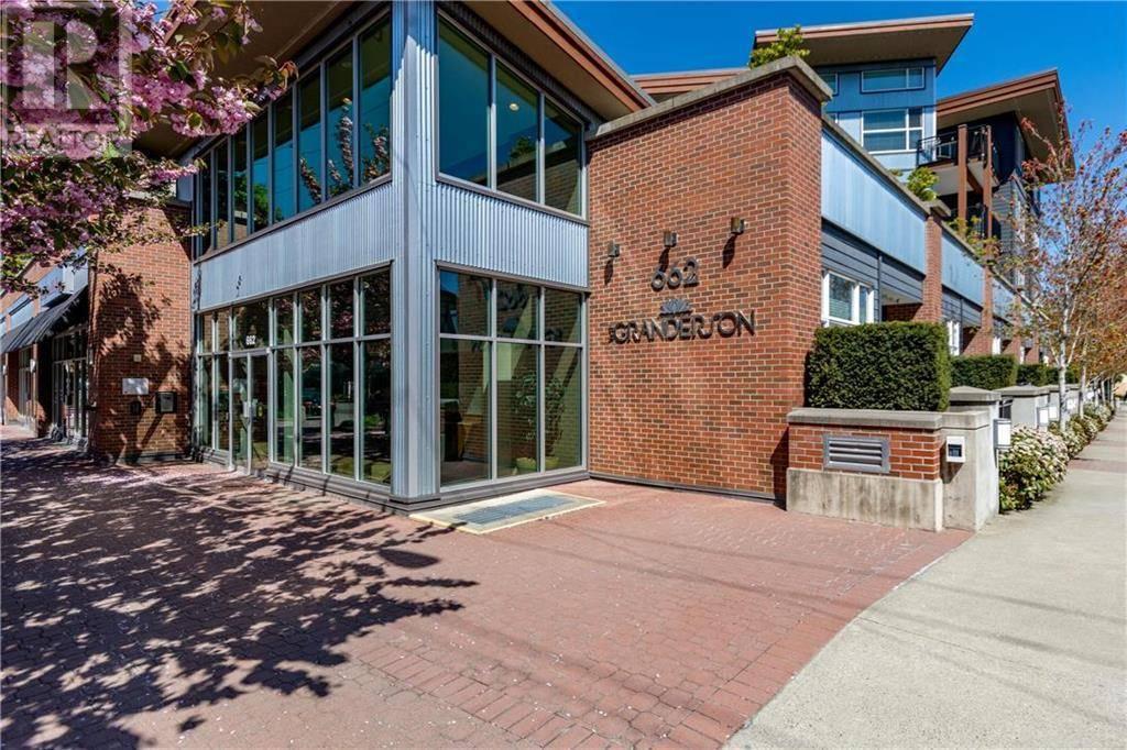 Condo for sale at 662 Goldstream Ave Unit 406 Victoria British Columbia - MLS: 413014