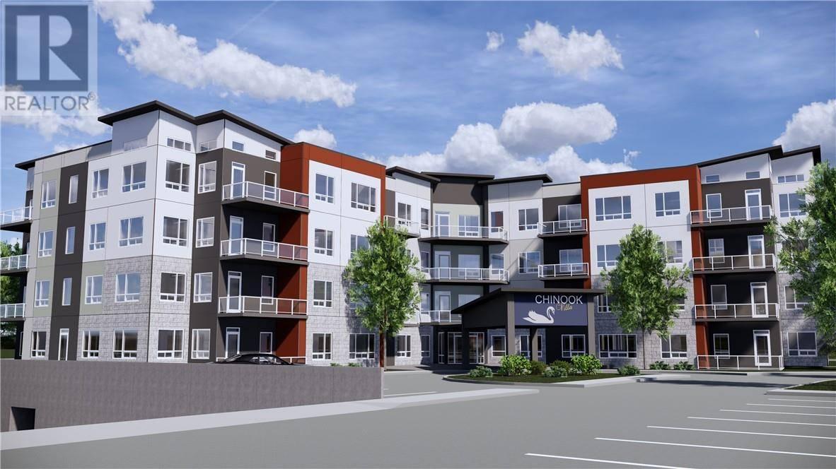 Condo for sale at 7200 72 Ave Unit 406 Lacombe Alberta - MLS: ca0190776